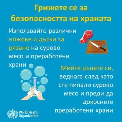 Ежедневно да напомняме за спазване на правилата за лична хигиена и социална изолация - Изображение 6