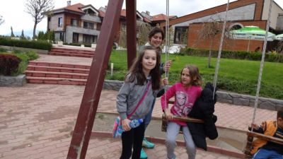 Зелено училище Банско - май 2014 - 140 СУ Иван Богоров | Обеля София
