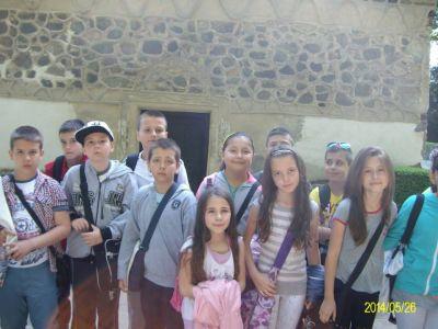 Боянска църква и Драгалевски манастир - 2014 - 140 СУ Иван Богоров | Обеля София