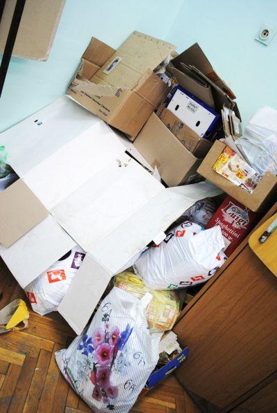 Три тона хартия за рециклиране - 140 СУ Иван Богоров | Обеля София