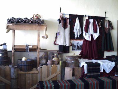 Етнографски музей - 140 СУ Иван Богоров | Обеля София