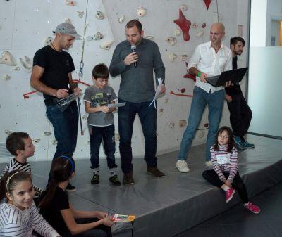 Финал скоростно катерене 16.11.2014 - 140 СУ Иван Богоров | Обеля София