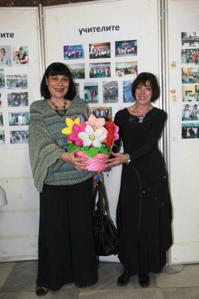 Юбилейна изложба - 25 години 140 СОУ - 140 СУ Иван Богоров | Обеля София