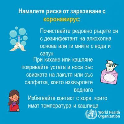 Ежедневно да напомняме за спазване на правилата за лична хигиена и социална изолация 3