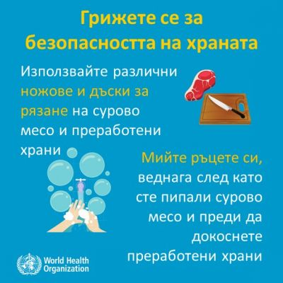 Ежедневно да напомняме за спазване на правилата за лична хигиена и социална изолация 6