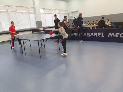 Турнир по тенис на маса 2020 г.  - 140 СУ Иван Богоров | Обеля София