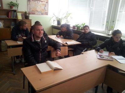 Подготовка за матурата - XII А 2012 г. - 140 СУ Иван Богоров | Обеля София