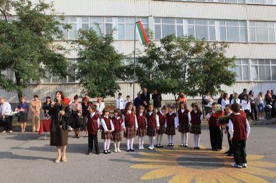 Откриване на учебната 2010/2011 г. - 140 СУ Иван Богоров | Обеля София