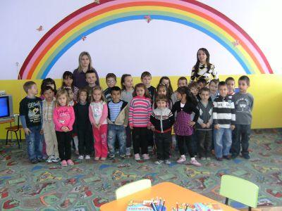 Подготвителен клас 2010/2011 г. - 140 СУ Иван Богоров   Обеля София