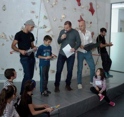 Финал скоростно катерене 16.11.2014 - 140 СУ Иван Богоров   Обеля София